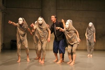 舞台と観客席と間に共感の空気が流れた「キニナルキ公演」_d0178431_18234455.jpg