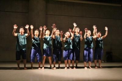 舞台と観客席と間に共感の空気が流れた「キニナルキ公演」_d0178431_18312637.jpg