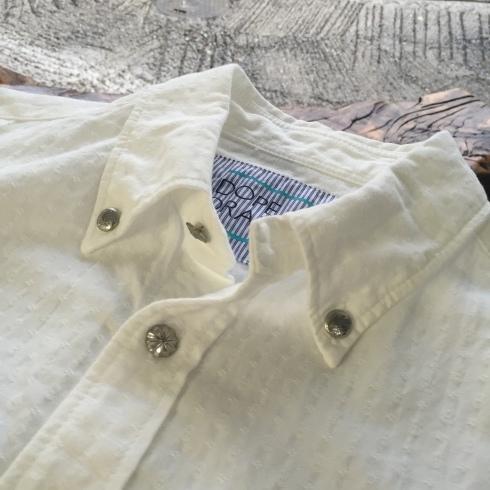 コンチョボタンシャツ 再入荷♪_d0108933_18233387.jpg