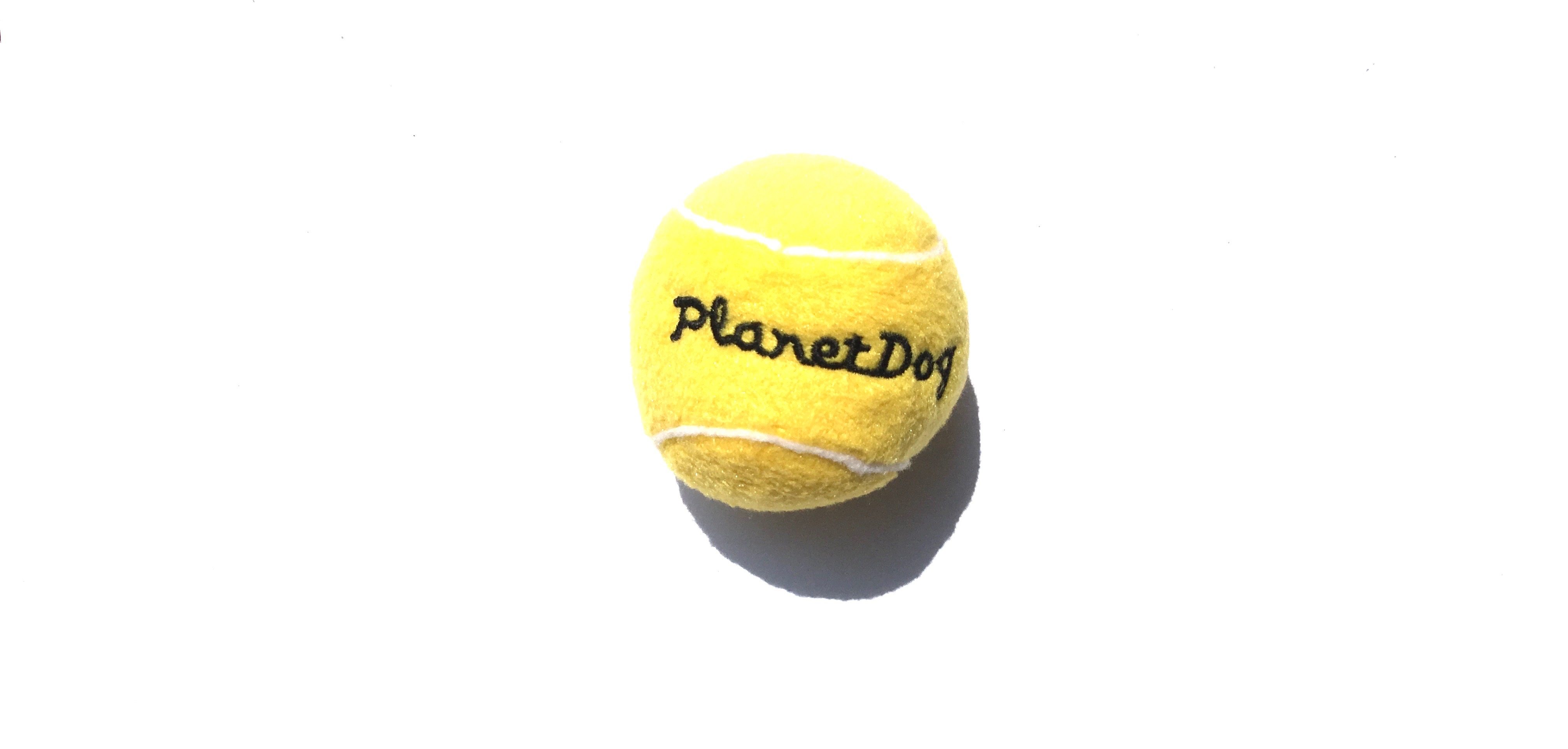 PLANET DOG squeaky  プラネットドッグ スクイークトーイ テニスボール_d0217958_1282166.jpg