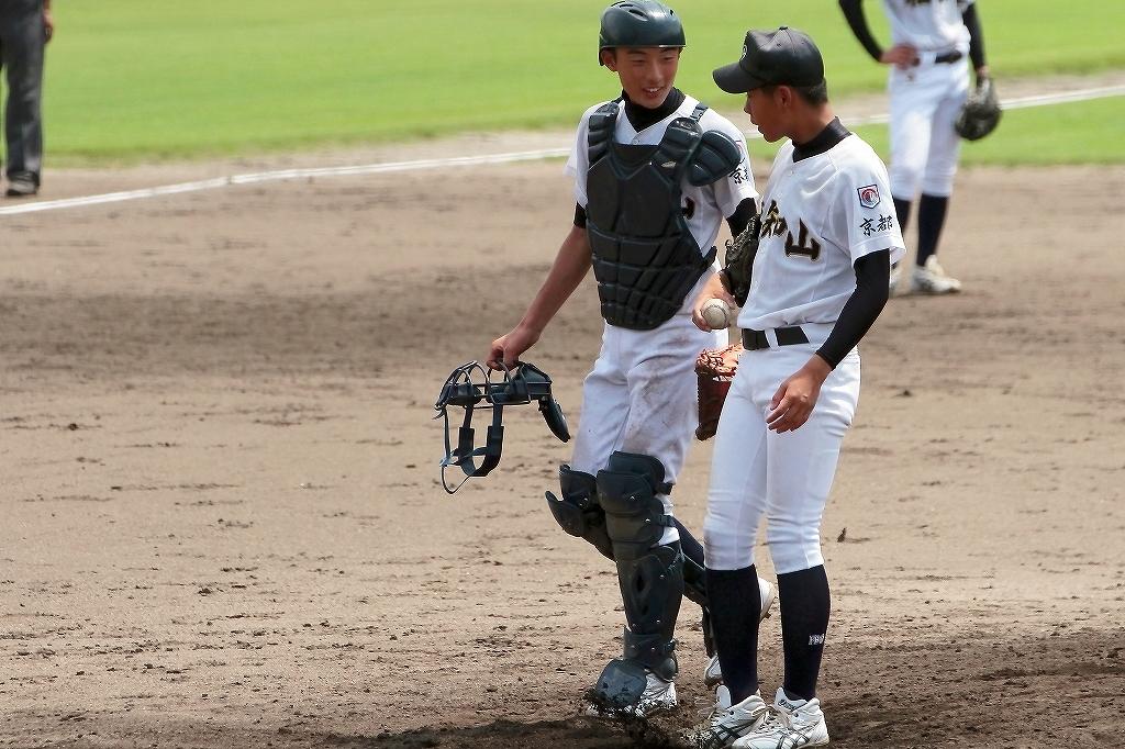 第38回鳥取ボーイズ大会 vs東広島ボーイズ4_a0170082_1018416.jpg