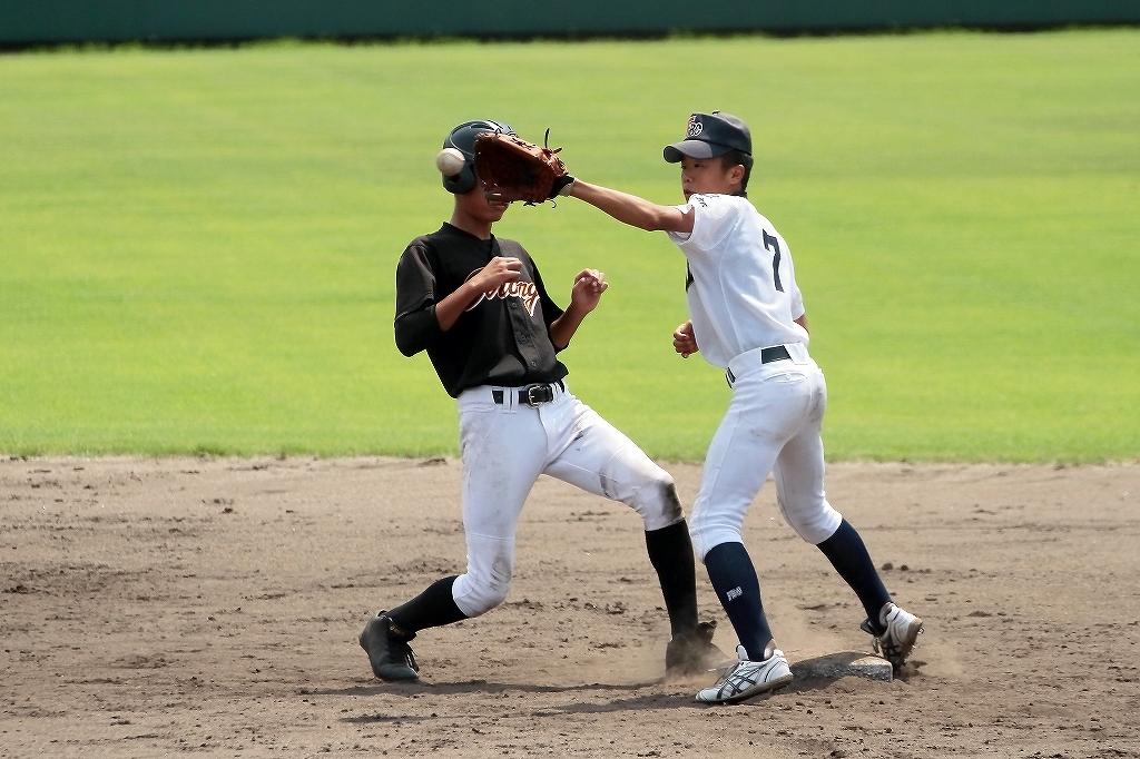 第38回鳥取ボーイズ大会 vs東広島ボーイズ4_a0170082_10191814.jpg