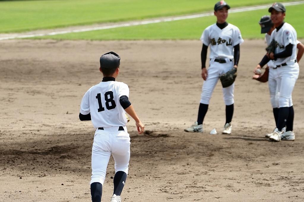 第38回鳥取ボーイズ大会 vs東広島ボーイズ4_a0170082_10192649.jpg