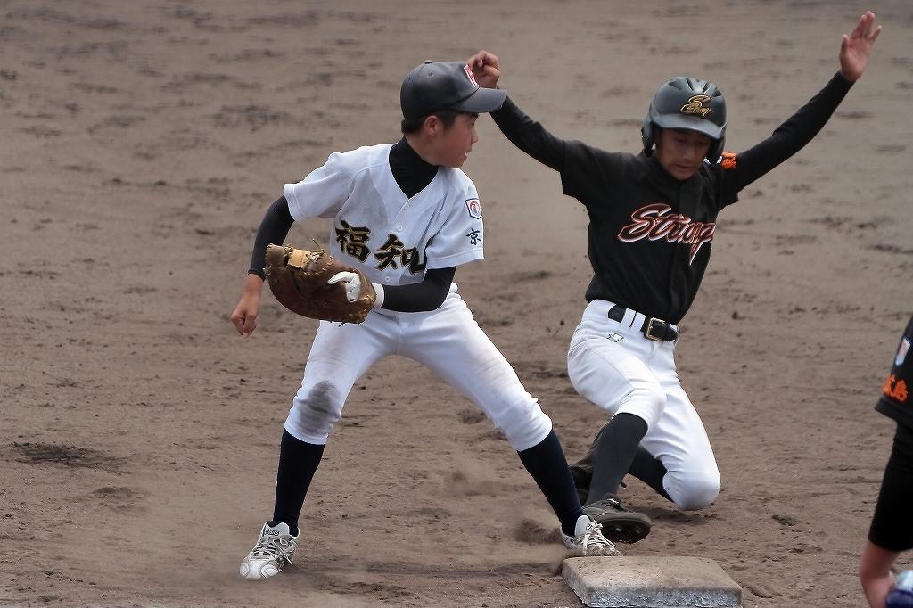 第38回鳥取ボーイズ大会 vs東広島ボーイズ4_a0170082_10231994.jpg