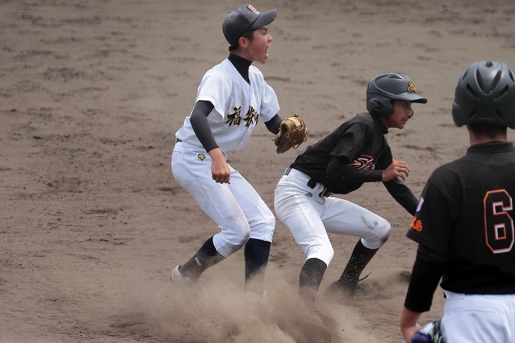 第38回鳥取ボーイズ大会 vs東広島ボーイズ4_a0170082_102325100.jpg