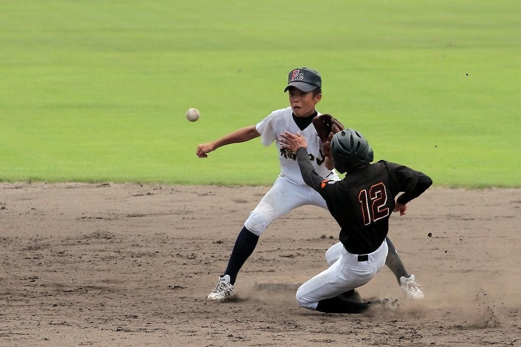 第38回鳥取ボーイズ大会 vs東広島ボーイズ4_a0170082_10233363.jpg