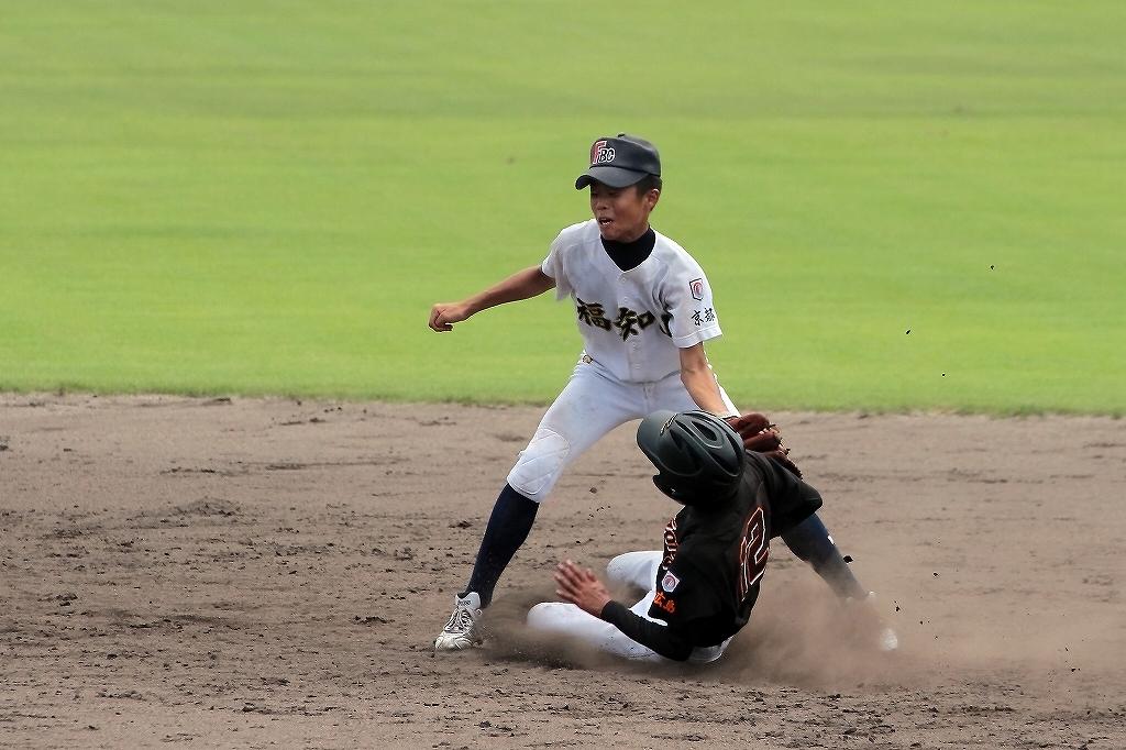 第38回鳥取ボーイズ大会 vs東広島ボーイズ4_a0170082_1023396.jpg
