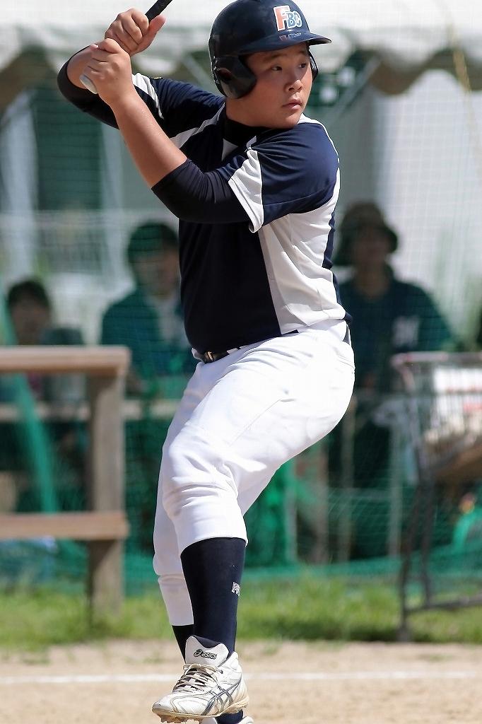 練習試合vs舞鶴ボーイズ1_a0170082_1223421.jpg