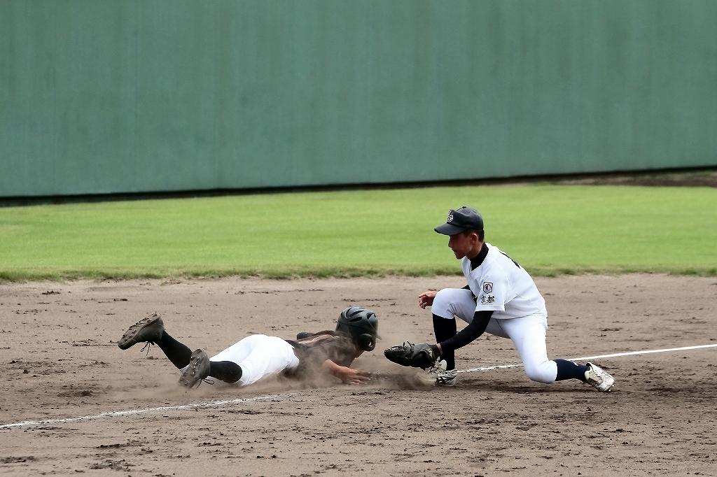 第38回鳥取ボーイズ大会 vs東広島ボーイズ5_a0170082_21241434.jpg