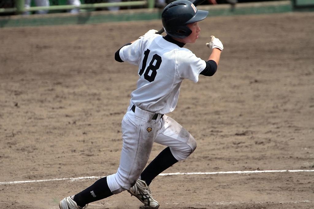 第38回鳥取ボーイズ大会 vs東広島ボーイズ5_a0170082_2127740.jpg