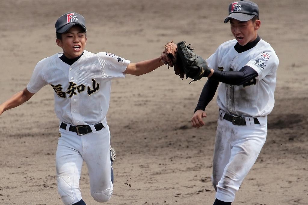第38回鳥取ボーイズ大会 vs東広島ボーイズ5_a0170082_21284759.jpg