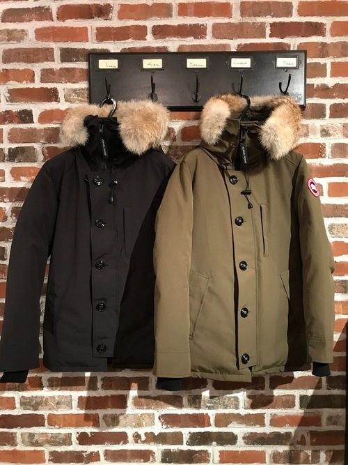 CANADA GOOSE - 17AW Products._c0079892_1856670.jpg