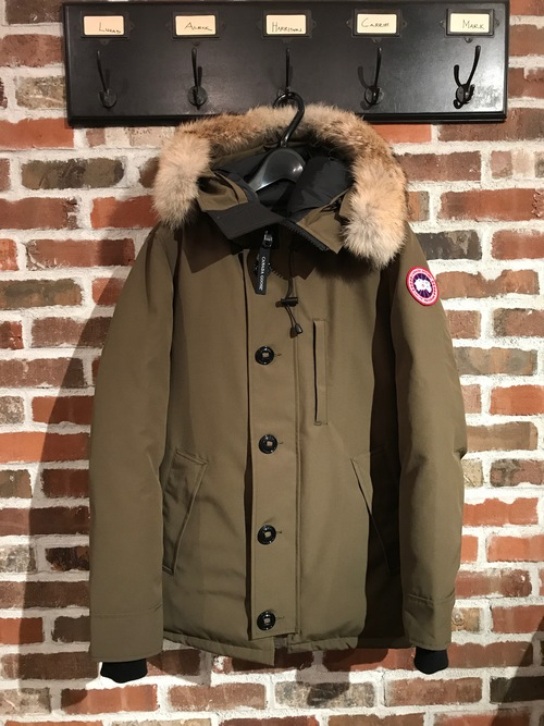 CANADA GOOSE - 17AW Products._c0079892_1859089.jpg
