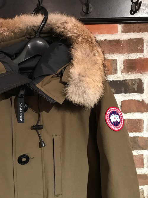 CANADA GOOSE - 17AW Products._c0079892_18593317.jpg