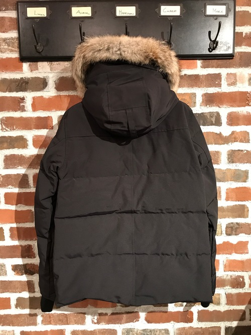 CANADA GOOSE - 17AW Products._c0079892_19124371.jpg