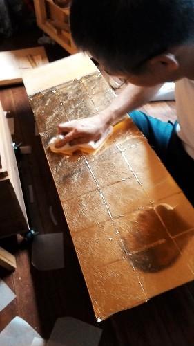 仏壇のすす洗い・修繕 その5 2017.09.09_c0213599_23032563.jpg