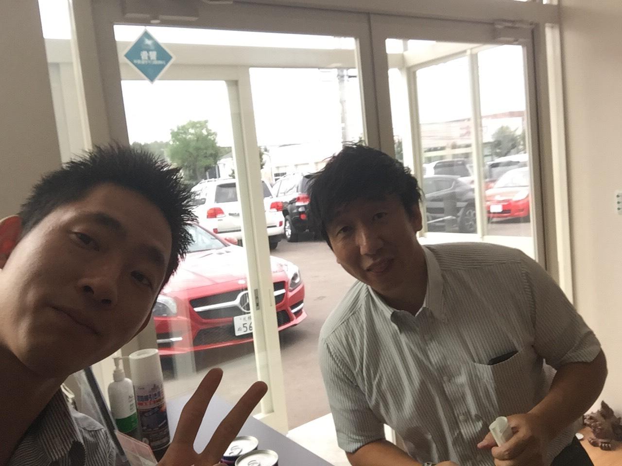 8月30日 水曜日のひとログヽ( 'ω' )ノ キャンピングカー・バスもレンタルできます♬TOMMY_b0127002_17595939.jpg