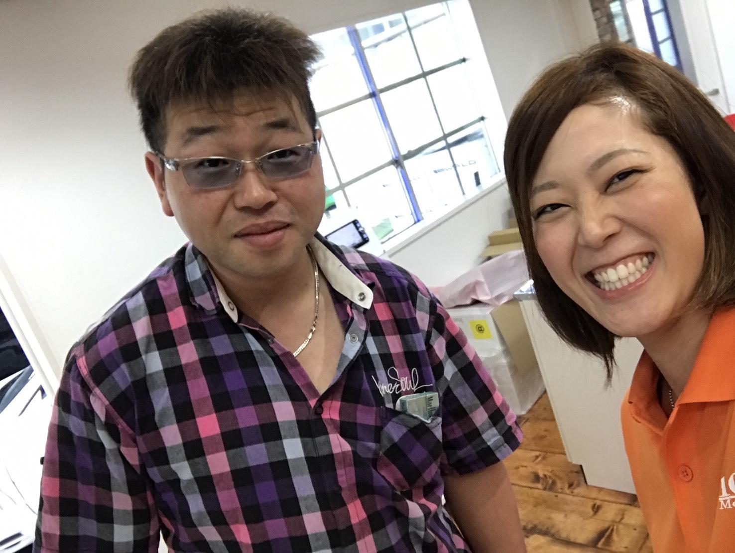 8月30日(水)TOMMY BASE ともみブログ☆ハイエース ランクル ベンツ_b0127002_20413163.jpg