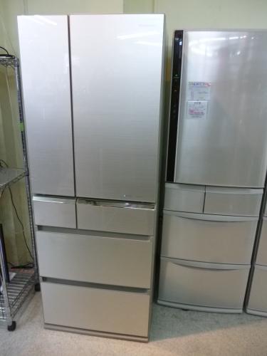 2014年製 パナソニック 508L 6ドア冷凍冷蔵庫 NR-F510PV _b0368515_14470390.jpg