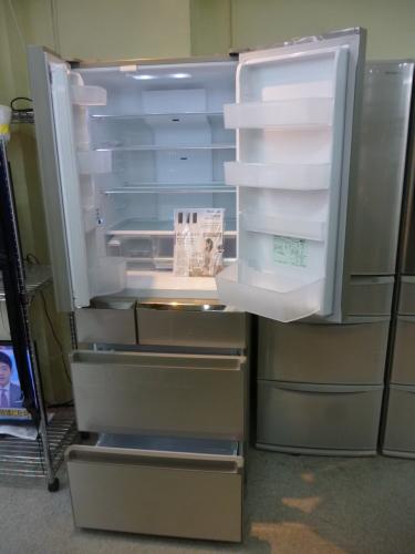 2014年製 パナソニック 508L 6ドア冷凍冷蔵庫 NR-F510PV _b0368515_14474108.jpg