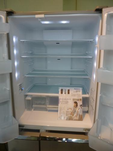 2014年製 パナソニック 508L 6ドア冷凍冷蔵庫 NR-F510PV _b0368515_14474639.jpg