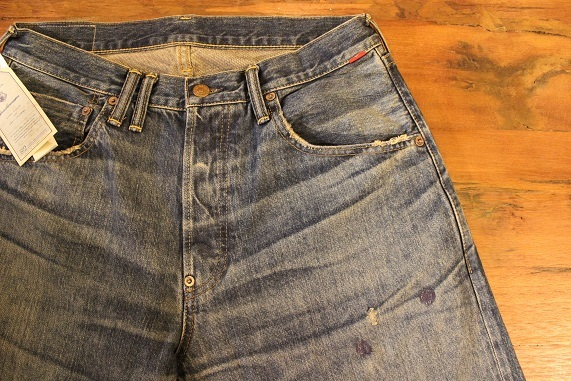 "ANACHRONORM ""WASHES DENIM WIDE JEANS\"" NM-5P01-W1 ご紹介_f0191324_09022848.jpg"