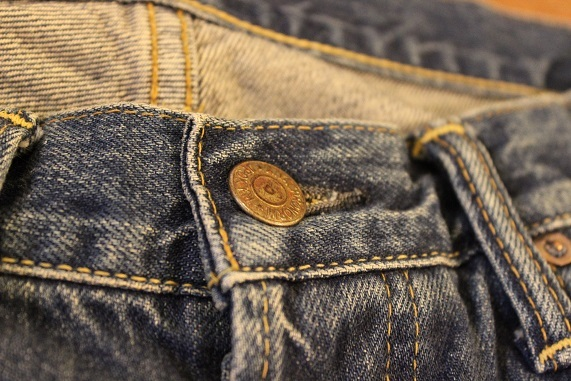 "ANACHRONORM ""WASHES DENIM WIDE JEANS\"" NM-5P01-W1 ご紹介_f0191324_09025953.jpg"
