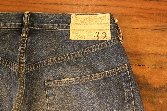 "ANACHRONORM ""WASHES DENIM WIDE JEANS\"" NM-5P01-W1 ご紹介_f0191324_09032501.jpg"