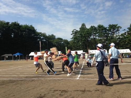 『第55回日和田町民体育祭』_f0259324_1758054.jpg