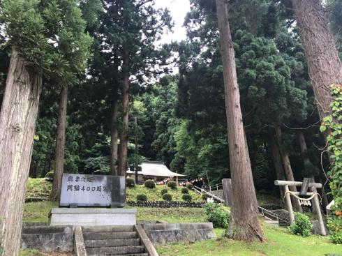 鹿妻神社例大祭〜盛岡・紫波地域の農作物への重要な水資源〜_b0199244_17131923.jpg