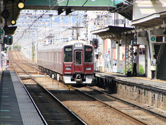 阪急3327F 試運転_d0202264_19263251.jpg