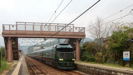 瑞風はドラマをつくる列車だ_e0175370_00130143.jpg