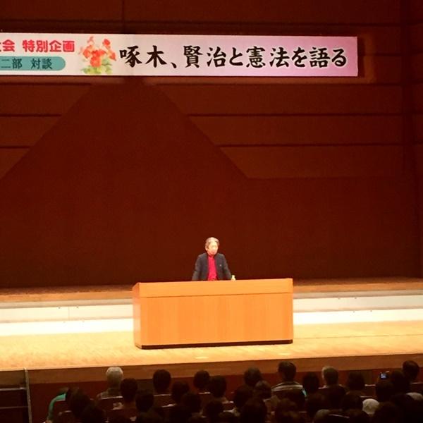 宮城・仙台へ  安田菜津紀さんから頂いた考えるきっかけ。_b0165872_19520242.jpg