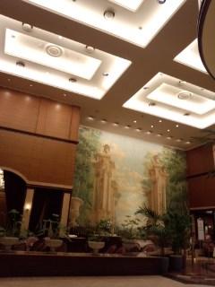 新橋 第一ホテル東京 パティスリー ル・ド・ブリクのコーンクリーム・トーストとクロワッサン・オ・ブール_f0112873_23261583.jpg