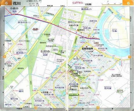 運河跡記念碑と岡崎文吉_f0078286_11225731.jpg