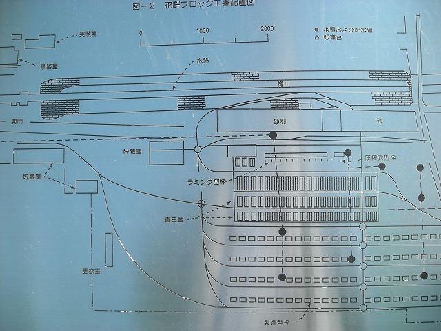 運河跡記念碑と岡崎文吉_f0078286_11253575.jpg