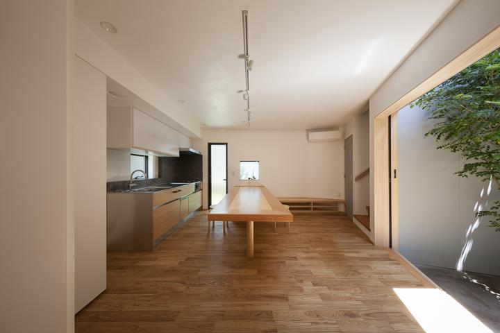 house in Hakusan ・・・_f0154697_16403413.jpg