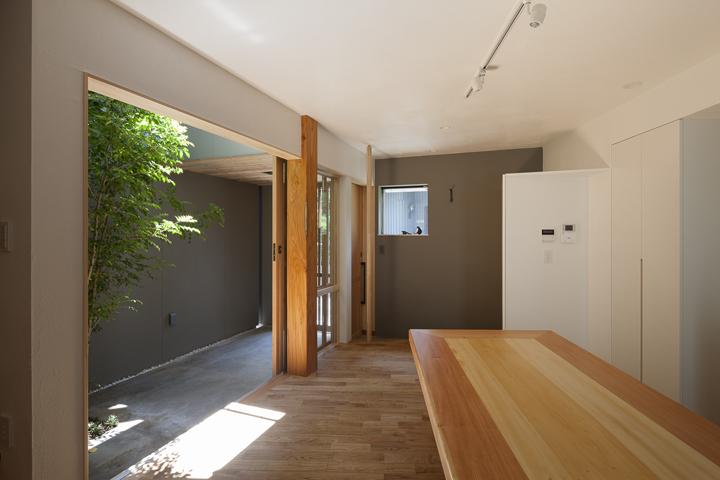 house in Hakusan ・・・_f0154697_16404399.jpg