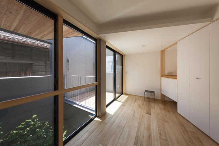 house in Hakusan ・・・_f0154697_16405426.jpg
