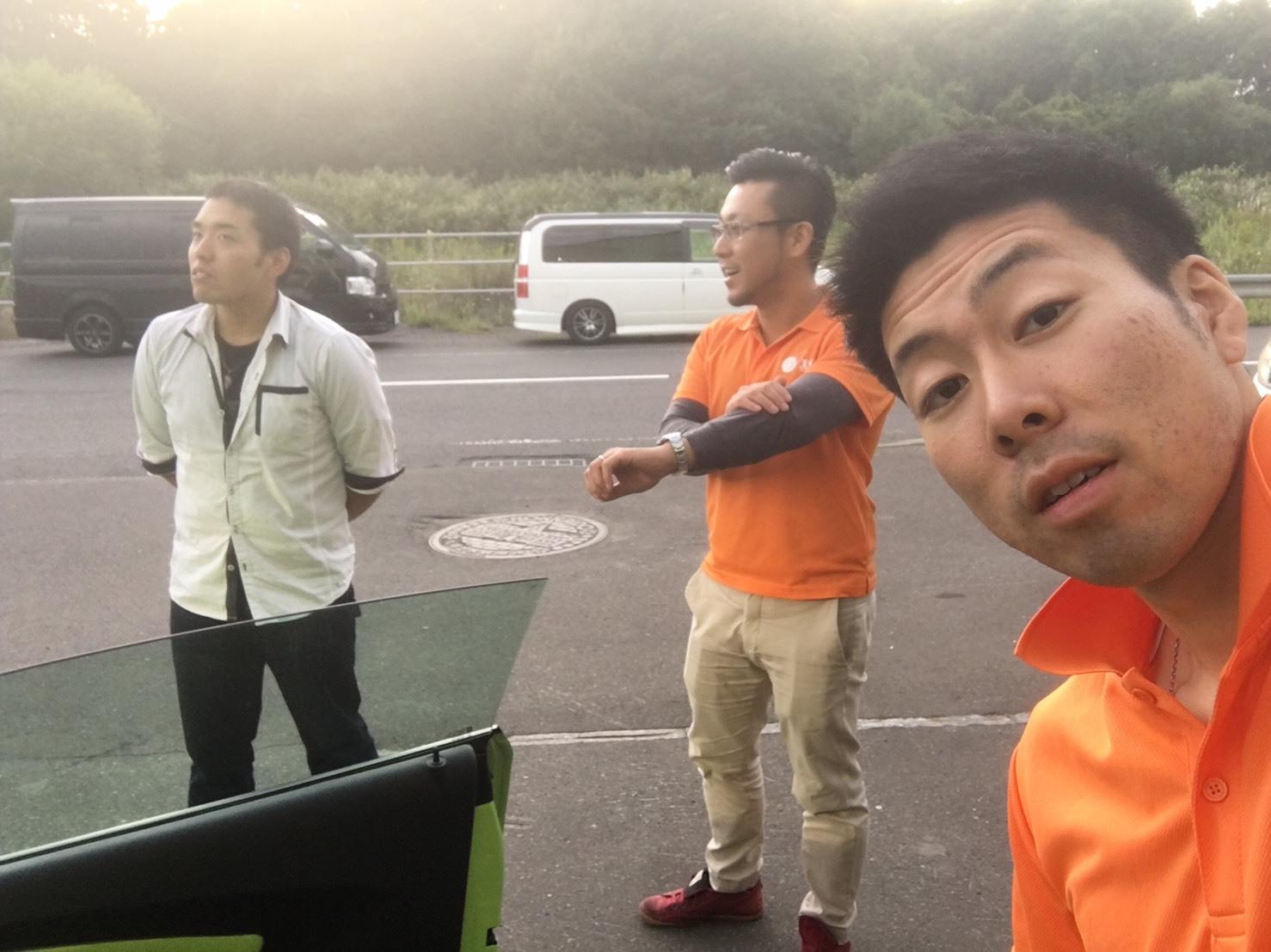 8月30日(水)TOMMY BASE ともみブログ☆ハイエース ランクル ベンツ_b0127002_10580690.jpg