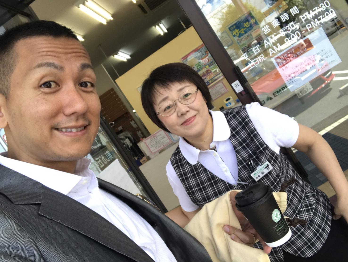 8月31日 8月最終日のひとログ!(´▽`) 2台ご成約!!1台買取成約!!ご成約祭り!!_b0127002_16245013.jpg