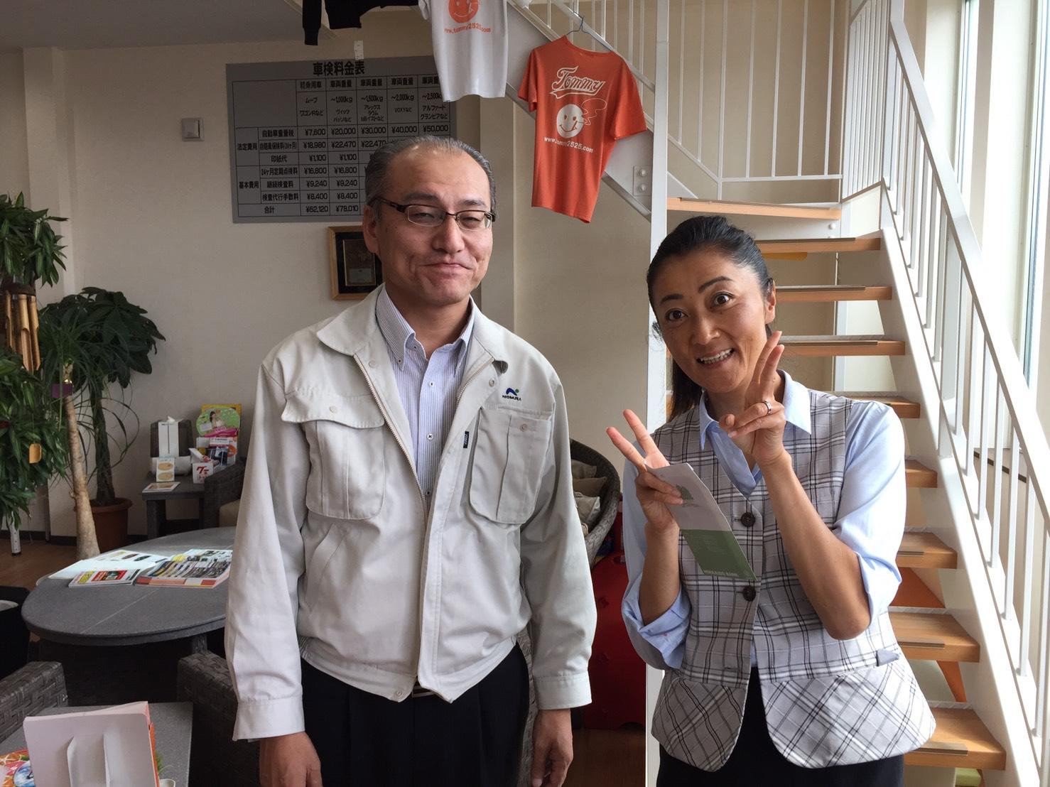 8月31日 8月最終日のひとログ!(´▽`) 2台ご成約!!1台買取成約!!ご成約祭り!!_b0127002_17392553.jpg