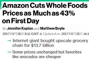Whole Foods買収完了!!オーナー初日、Amazonは何をした?_b0007805_1032969.jpg