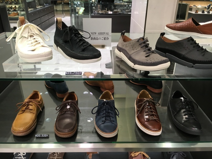 紳士靴売場にぞくぞく新商品入荷している模様です_b0226322_16183431.jpg