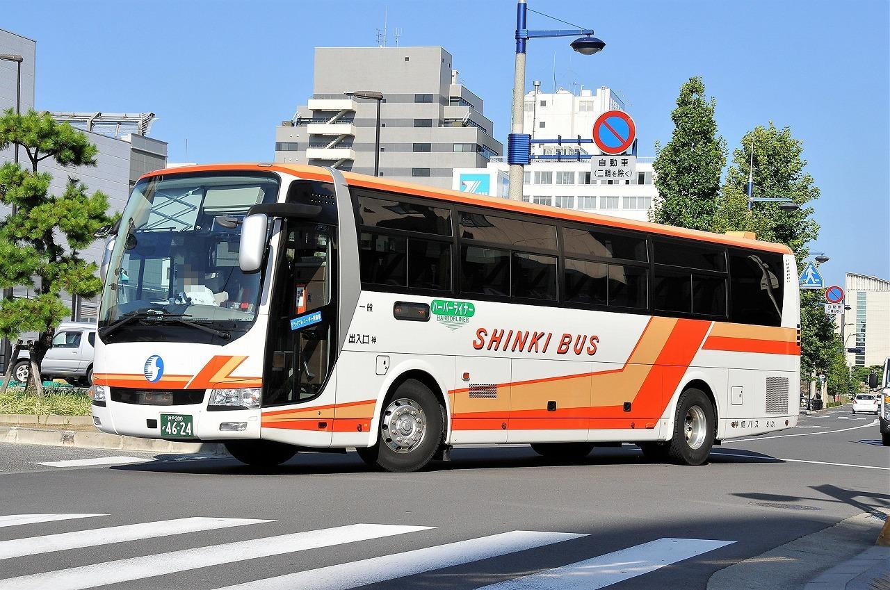 神姫バス6131(神戸200か4624)_b0243248_00092698.jpg
