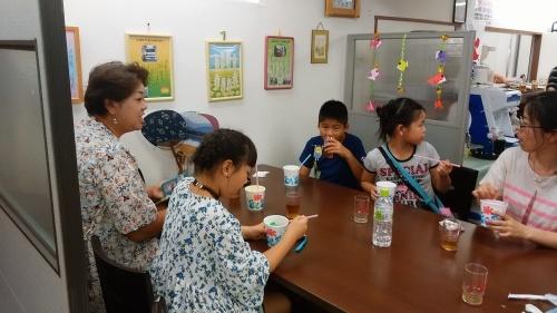 2017年8月30日(水) 第13回 食堂「きゃべつ」(子供食堂) 開催しました!_c0214657_12504842.jpg