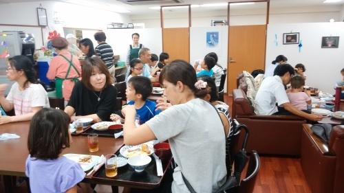 2017年8月30日(水) 第13回 食堂「きゃべつ」(子供食堂) 開催しました!_c0214657_12505554.jpg
