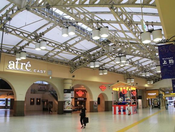 2017年 8月 上野駅 _d0202264_4581991.jpg