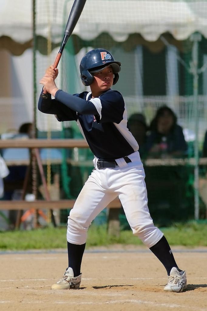 練習試合vs舞鶴ボーイズ5_a0170082_20132030.jpg