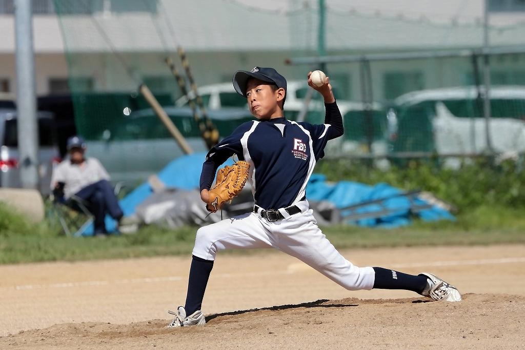練習試合vs舞鶴ボーイズ2_a0170082_7111060.jpg